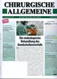 Chirurgisch-Allgemeine