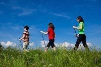 Nordic Walking - Gutes Training für den Oberkörper