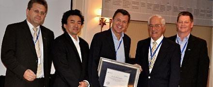Parviz_Kambin_Award_2011