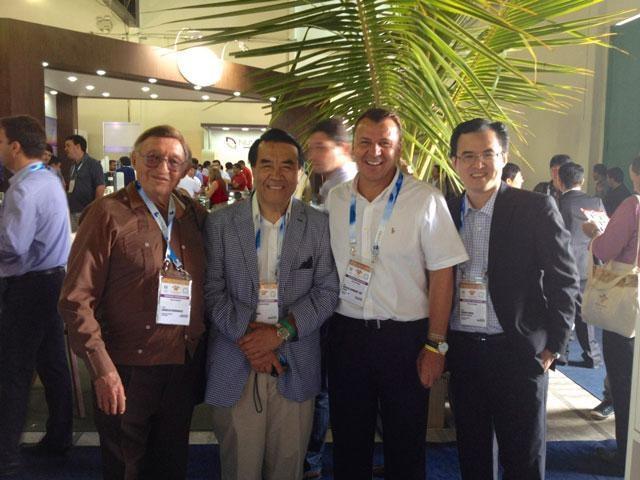 Endoskopischer Wirbelsäulen-Kongress in Brasilien
